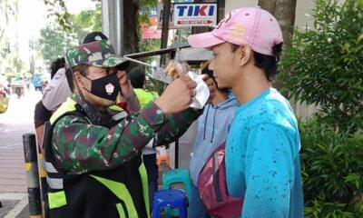 Operasi Yustisi PPKM Mikro Kota Malang Masih Terus Berjalan
