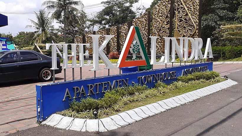 Apartemen The Kalindra Nyaman Dan Aman Cuma Modal Rp 5 Juta