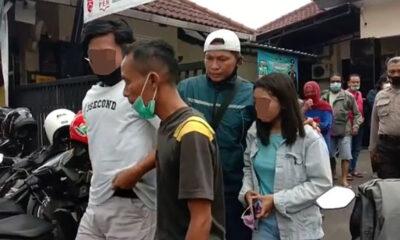 Wanita Korban Pemukulan di Konter Resmi Lapor Polisi