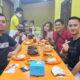 Sate Kambing Muda Khas Tegal Ghonam Hadir Di Rampal Malang