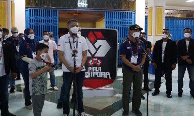 Prokes Piala Menpora Diapresiasi Jokowi, Arema FC : Ini Sinyal Positif