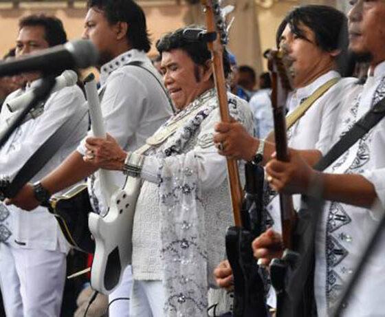 Raja Dangdut Rhoma Irama Kalah Gugatan Hak Cipta Vs Sandi Record