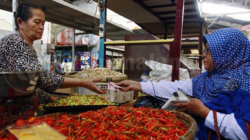 Harga Cabai Melambung, Restoran Terpaksa Kurangi Porsi Makanan