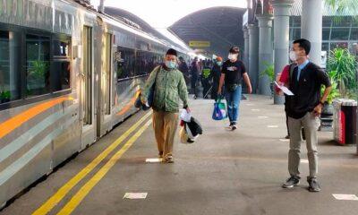 Kereta Api Probowangi Tawang Alun Wajibkan Surat Negatif Covid-19