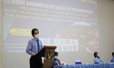 ITN Malang Pendamping SMK, Mata Pelajaran Diakui SKS Kuliah