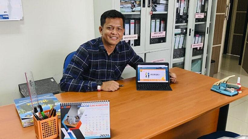 Kemahasiswaan FILKOM Universitas Brawijaya Luncurkan PORSKI