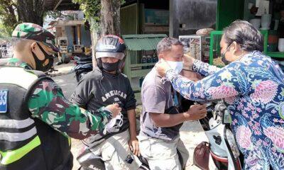 Operasi Yustisi Akhir Pekan Sasar Jalan Raya Bandulan Malang