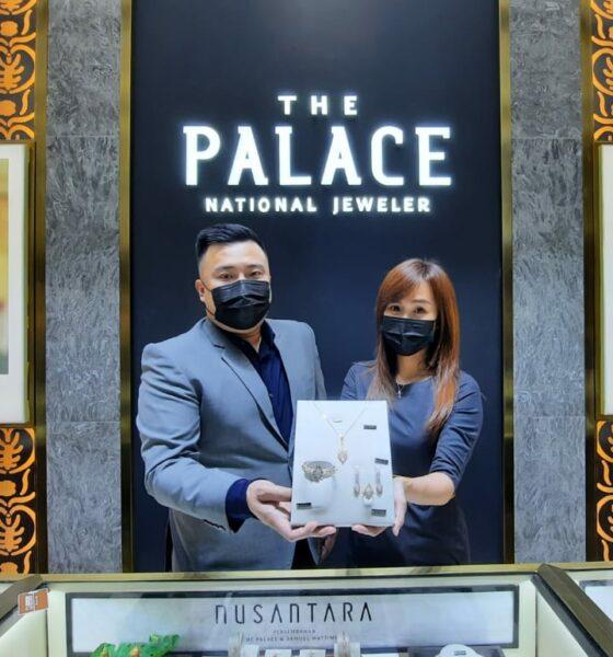 The Palace Kota Malang Usung Perhiasan Corak Khas Indonesia