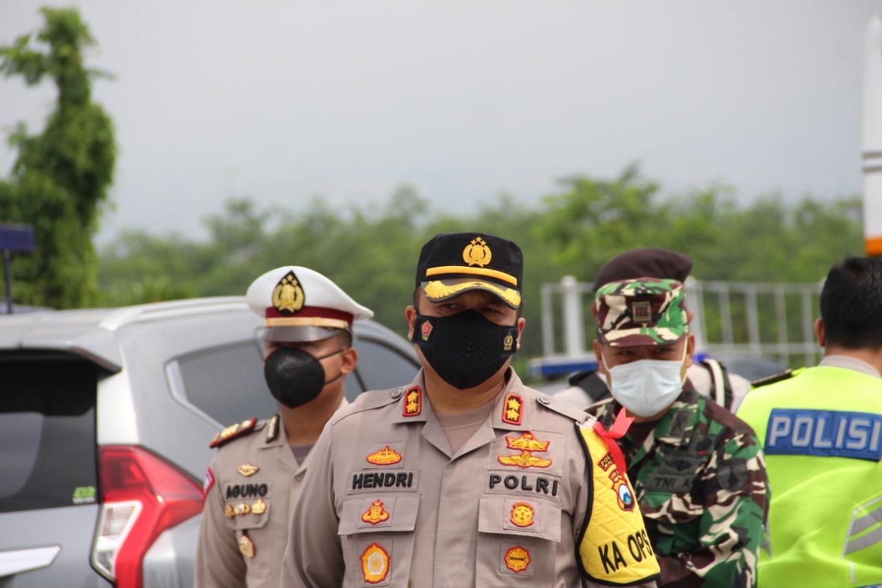 Polres Malang Sinergi Kerukunan Umat Beragama dalam Penyekatan