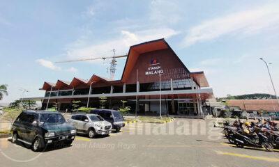 Stasiun Kota Baru Malang Makin Anyar, Ada Eskalator Penumpang