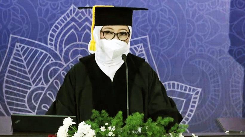 Direktur RSUB Jadi Guru Besar UB Bidang Kesehatan Masyarakat