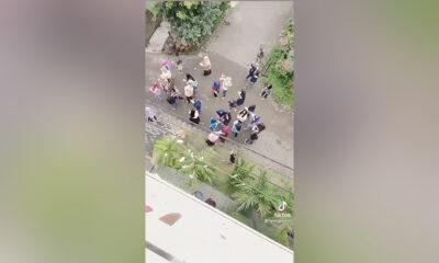 Video Tiktok Hujan Uang Di Malang Viral, Ini Kata Kepolisian