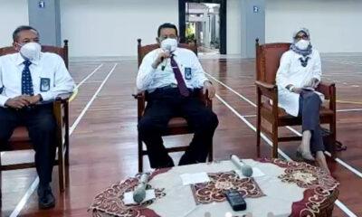 UB Kuliah Tatap Muka Mulai Semester 2021/2022, Luring 25 Persen