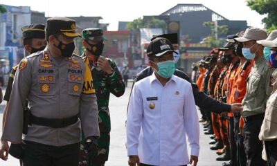 Pemkot Batu Apel Ops Ketupat Semeru, Siapkan Pengamanan Lebaran