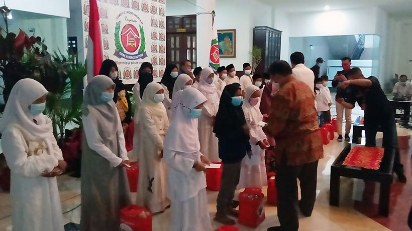 Gubuke Wong Ngalam Santuni Anak Yatim Dan Dhuafa Di Kota Malang