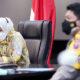 Walikota Batu Dewanti Rumpoko Ikuti Rakor Pemprov Evaluasi PPKM