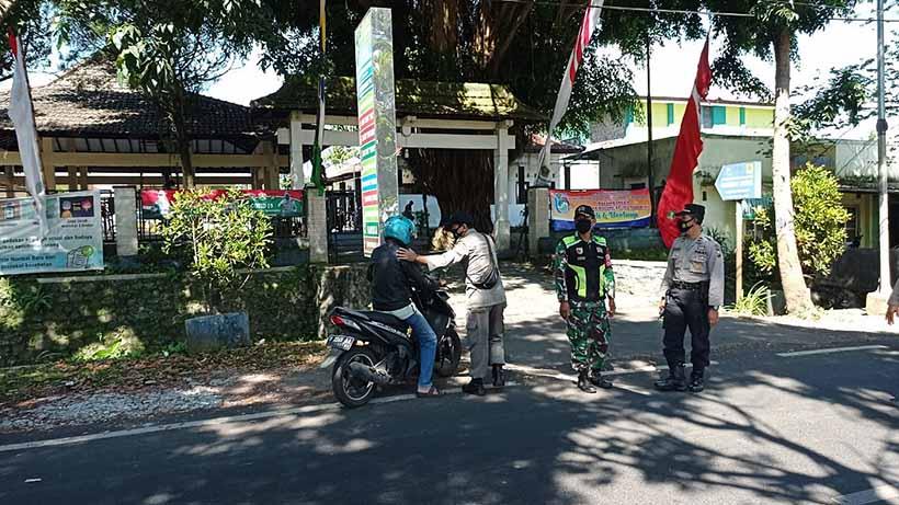 Tegakkan Prokes Covid-19, Operasi Menyasar Wilayah Cemorokandang