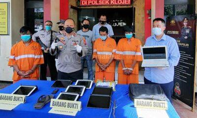 Kapolsek Klojen Kota Malang, Kompol Nadzir Meninggal Positif Covid-19