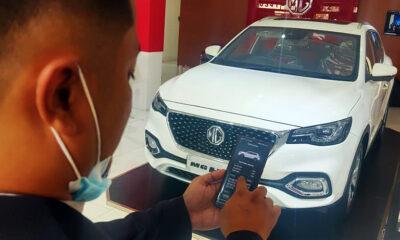 MG Motors Indonesia Perkenalkan Teknologi i-Smart Untuk Seri MG HS