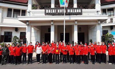 Sutiaji Menjadi Ketua PDDI Cabang Kota Malang 2021-2026