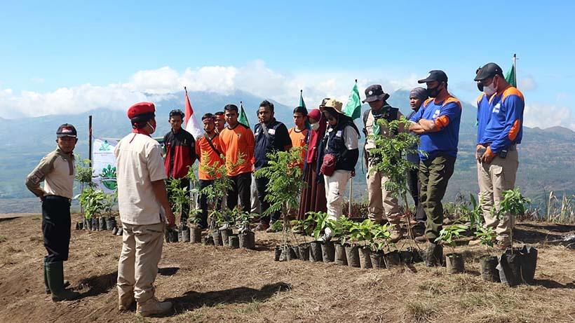 Pemuda Muhammadiyah Di Jawa Timur Serentak Tanam Ribuan Pohon