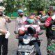 Operasi Yustisi Kota Malang, Ingatkan Jangan Bermasker Di Bawah Dagu