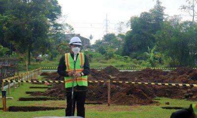Pemkot Malang Mulai Bangun Gedung SMPN 29 Dan 30