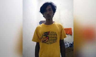 Pria Di Malang Ini Pukuli Tetangga, Hancurkan Kaca Truk Pakai Kusen Cor