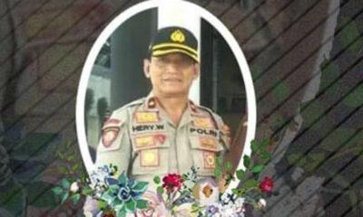 Kapolsek Blimbing Malang Kota, Hery Widodo Meninggal Positif Covid-19