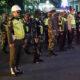 Apel PPKM Darurat Di Malang, Patroli Malam Bidik Kafe Dan Warung