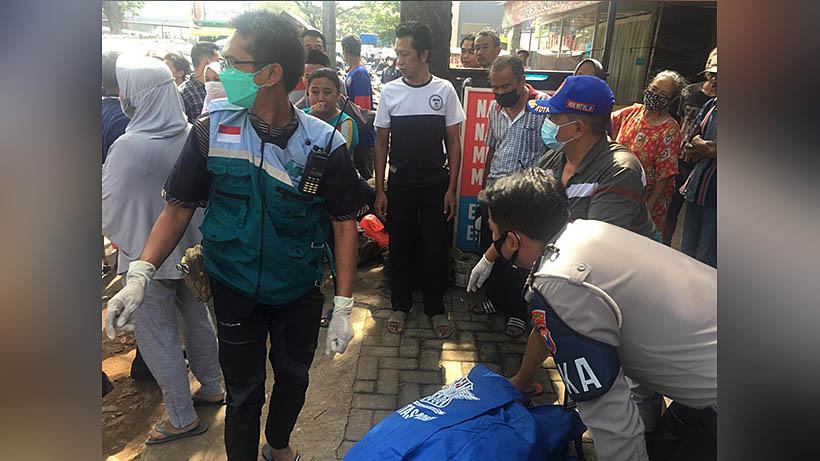 Kecelakaan Di Gadang Malang, Pemuda 19 Tahun Terlindas Truk Fuso