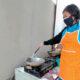 Dapur Umum Di Gadang Malang Layani 101 Warga Yang Isoman