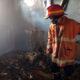 Kebakaran Di Kota Malang, Balita Main Korek, Satu Rumah Terbakar