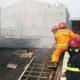 Kebakaran Di Malang 29 Juli, Rumah Hangus, Pasien Stroke Luka Bakar