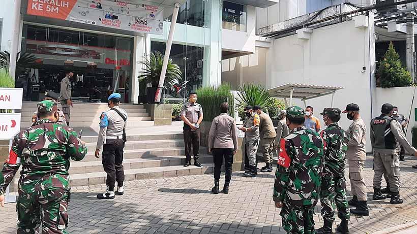 PPKM Level 4 Di Malang Kota, Perkantoran Non Esensial WFH 50 Persen