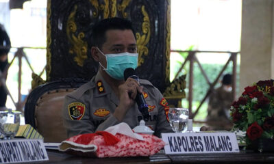 Penyekatan PPKM Darurat Di Malang, Ini 10 Pos Penjagaan Polisi