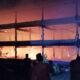 Kebakaran Kandang Ayam Di Gedangan Malang, Kerugiannya Bikin Jambak Rambut