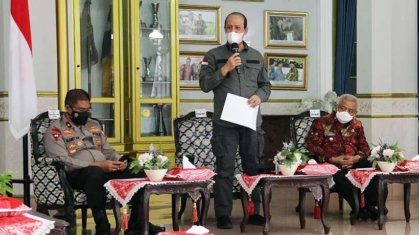 Ancaman Teroris Di Indonesia Disorot Kemenlu Jepang, BNPT Menjawab