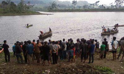 Nelayan Tenggelam Di Waduk Selorejo Kabupaten Malang