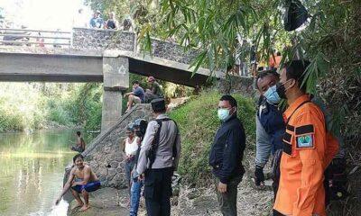 Anak Tenggelam Di Sungai Amprong Madyopuro Kota Malang