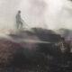 Pabrik Gula Merah Di Jabung Kabupaten Malang Terbakar