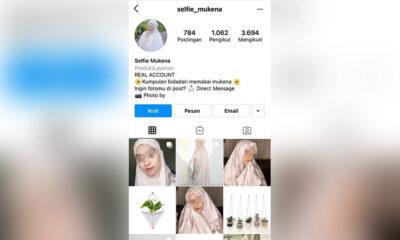 Fetish Mukena Di Malang Viral, Nyamar Jadi Wanita Demi Jaring Korban