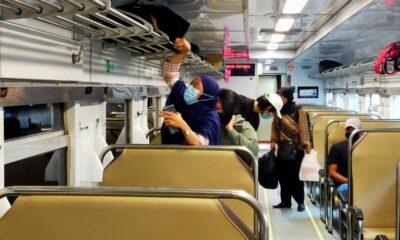 Kereta Api Hari Ini, Lokal Jatim Sudah Beroperasi, Wajib Vaksin