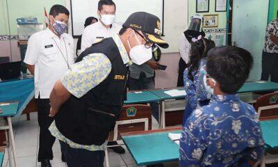 Pembelajaran Tatap Muka Di Malang Kota Ditinjau Sutiaji