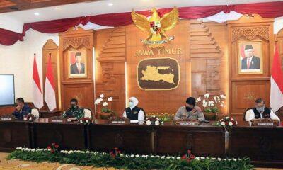 Jatim Capai Level 1 Penanganan Covid-19, Satu-Satunya Di Indonesia