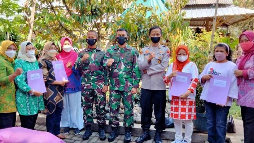Dandim 0833 Dorong Pepabri Dan FKPPI Makin Aktif Kampanye Prokes